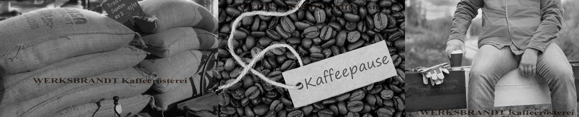 WERKSBRANDT Kaffeerösterei Impressionen Kaffeesäcke Kaffeepause