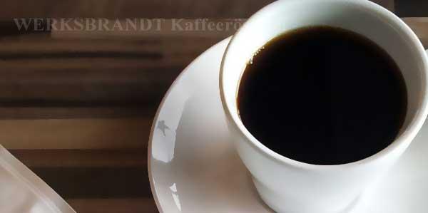 WERKSBRANDT Kaffeerösterei - Empfehlung - Kaffee