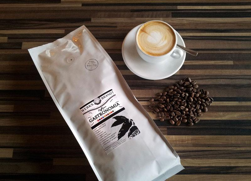 WERKSBRANDT Kaffeerösterei - Kaffeeladen am Dorfweiher