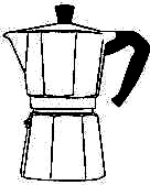 Werksbrandt Kaffeerösterei - Mahlgrad55 - italienischer Moka Espressokocher
