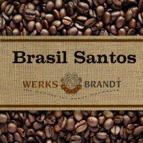 Brasil Santos feinwürzig - geradlinig