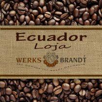 Ecuador Loja Bio |  | saftiger Körper - Steinfrüchte und Schokolade