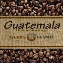 Guatamala Huehuetenango Bio |  | vollmundig, rund und ausgewogen