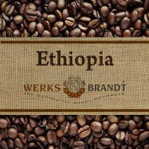 Etiopia Sidamo Bio |  | blumig - duftig - dúnkle Schokolade