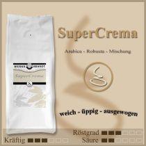 SuperCrema |  | weich - üppig - ausgewogen