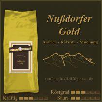Nussdorfer Gold |  | rund - mittelkräftig - samtig