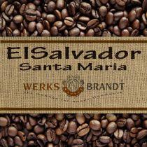 El Salvador Santa Maria |  | rund - prikelnd - Zitrus und Nuss