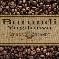 Burundi Yagikawa |  | gute Säure - komplex - sehr gute Fülle