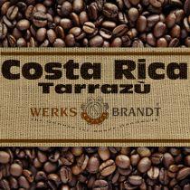 Costa Rica Tarrazu |  | würzig, nussig - anhaltend - tropische Frucht