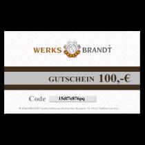 GUTSCHEIN 100,- EURO Freude schenken