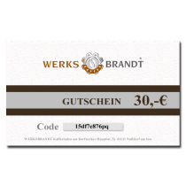 GUTSCHEIN 30,- EURO Freude schenken
