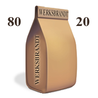BistroCaffè 80-20 500g