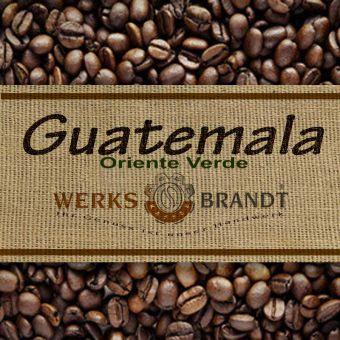 Guatamala Oriente Verde SHB Bio