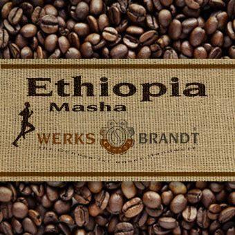 Etiopia Masha Bio 250g