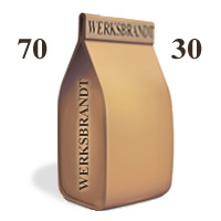 BistroCaffè 70-30 250g