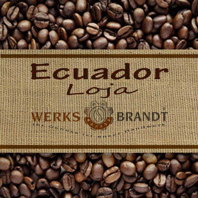 Ecuador Loja Bio 1kg