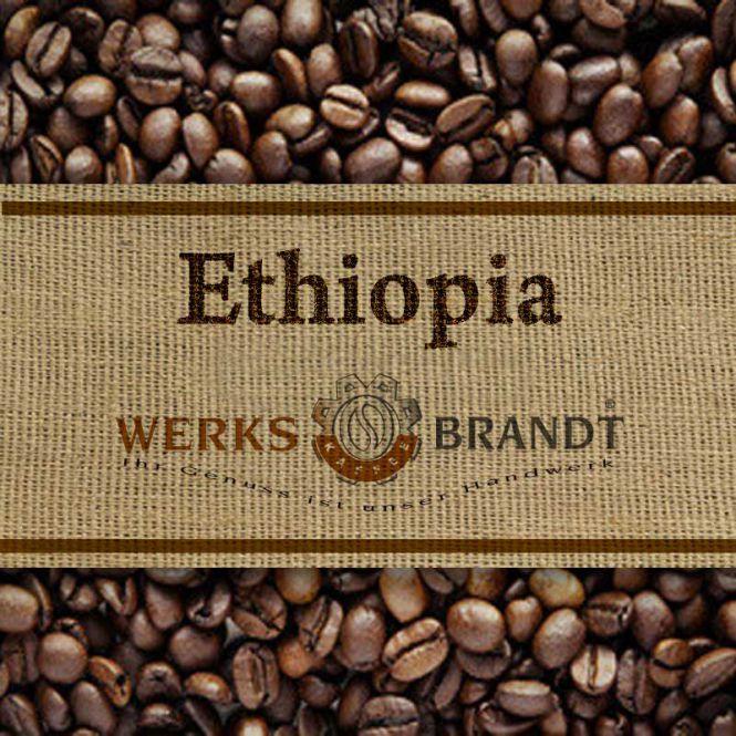 Etiopia Sidamo 500g