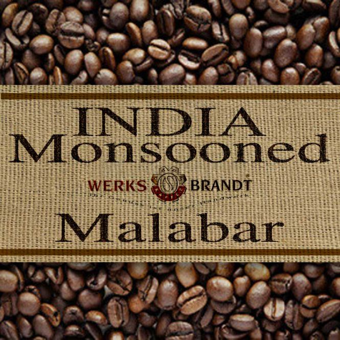 India Monsooned Malabar 6x500g