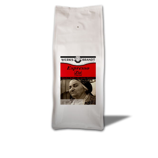Espresso Zia 1kg