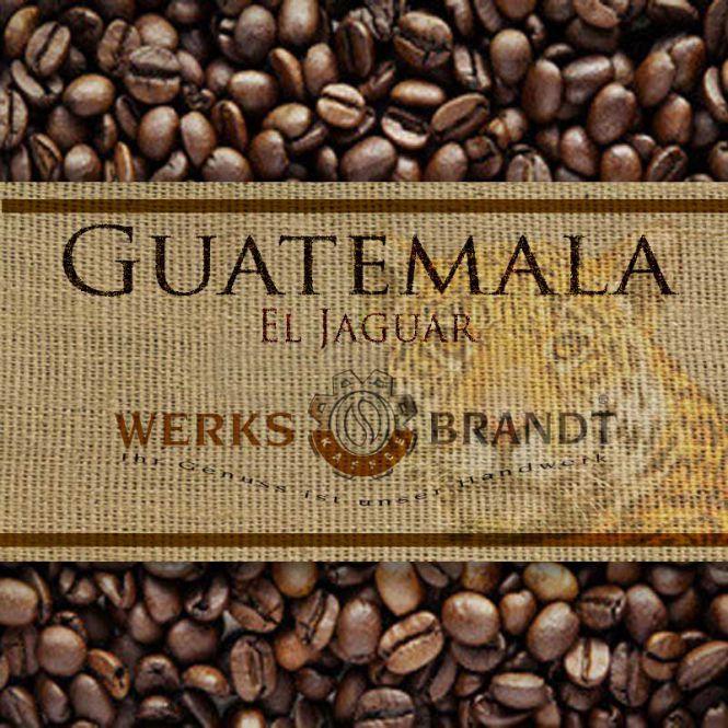 Guatemala El Jaguar 6x250g
