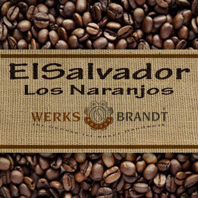 ElSalvador Los Naranjos 6x250g