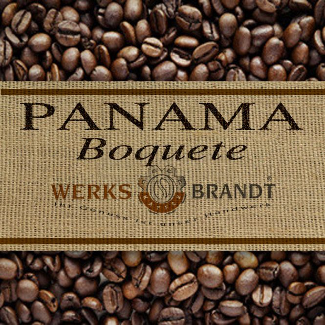 Panama Boquete Casa Ruiz 500g