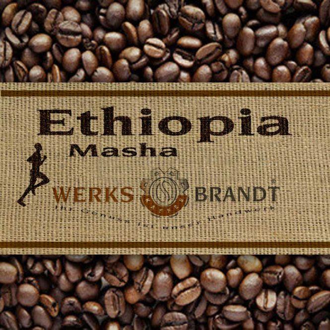 Etiopia Masha 6x500g