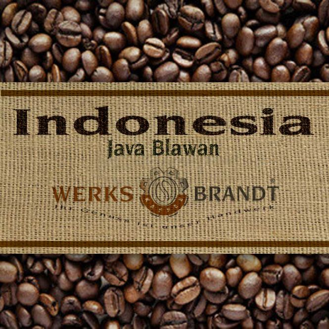 Indonesia Java Blawan Bio 6x500g